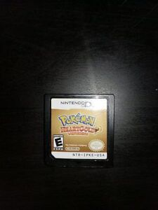 Pokemon Heartgold Anglais