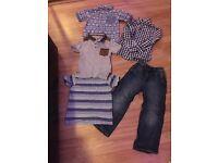 Boys outfit bundle