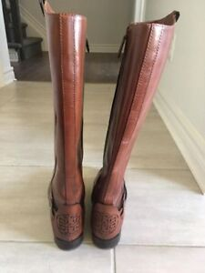 Toby Burch - Derby Riding Boots like new