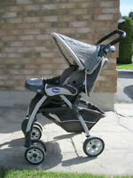 Chicco Stroller LIKE NEW!