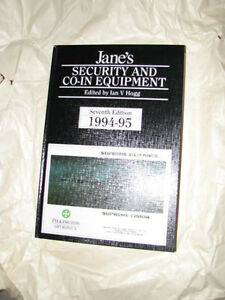 Jane's Security and Counter Insurgency Equipment Encyclopedia