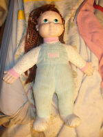 kid sister doll from the 1980's ,my body play skool line