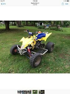 Suzuki LTR 450R negotiable West Island Greater Montréal image 1