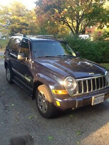 2009 JEEP LIBERTY 4x4 LIMITED 3.7L