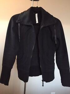 Black Lululemon Jacket Sz.4