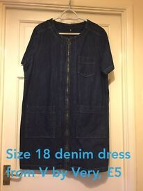 Women's Clothes - size 18, ALL NOW £3 or 4 FOR £10