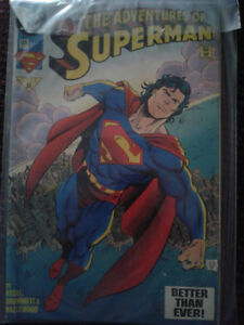 DC SUPERMAN COMICS London Ontario image 1