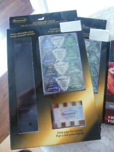Accessory packs for guitars, (12 picks, strap, pitch pipe) London Ontario image 3