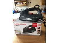 Morphs Richards steam Iron