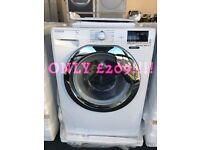 HOOVER 7 KG 1400 SPIN WHITE WASHING MACHINE FOR ONLY £209!!