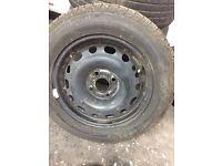 175/65/14 tyre on 4x100 rim