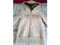 Aeropostale half zip hoodie