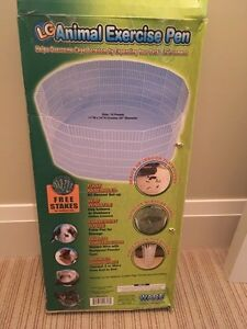 used Ware Lg animal exercise pen ( for small pets)