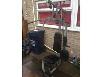 Multi gym in good working order I can deliver