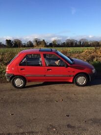 Peugeot 106 xnd 1.5 Diesel