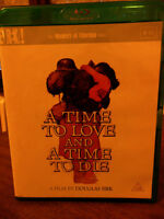 A Time To Love And A Time To Die, Blu Ray - Region B, RARE!