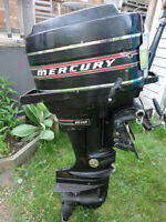 20 hp mercury outboard motor for sale......