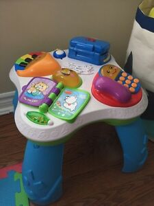 Fisher Price musical play table
