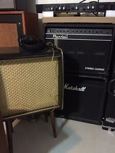 Amps & cabs 2x10 1x12  Tube Gibson