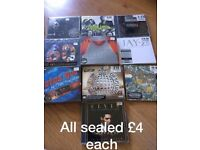 cds all sealed great for xmas presents no offers collection gorleston