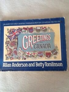 Collecting Canadian Postcards  -  'Greetings From Canada' Belleville Belleville Area image 1