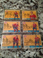 1968 - 1969 O Pee Chee - Montreal Canadiens