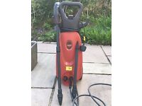 **PRESSURE WASHER**ONLY £45**BARGAIN**MORE TOOLS AVAILABLE**STRENGTH: 140 BAR**FULLY WORKING ORDER**