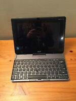 Acer Tablet PC w/Dock Station- Dual Core/Touch Screen/SSD/Win8/