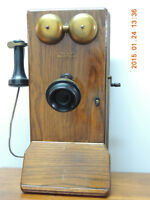 Northern Electric Antique Phone