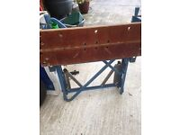 Work bench in good condition