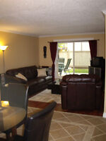 West End 2 Bedroom Condo For Rent, Ensuite Laundry, Smoke Free