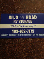 King Of The Road RV Storage