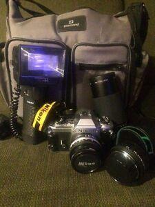 Nikon film Camera Windsor Region Ontario image 1