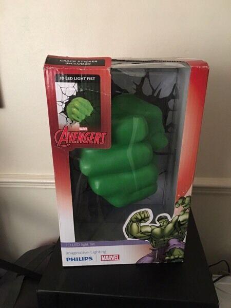 Hulk light