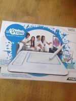 UDraw game and tablet wii