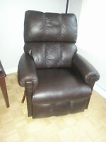 Fauteuil inclinable (Lazboy)