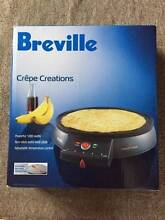 Breville crepe pancake maker Coogee Eastern Suburbs Preview