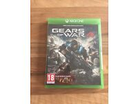 Never been opened Gears of war 4 for Xbox one