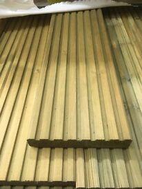Timber decking 4800mm