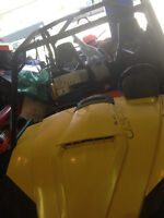 2011 bombardier can am side by side