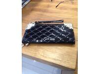 Ladies purse clutch new