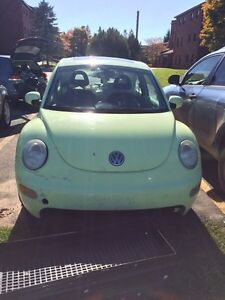 VW beetle for sale!!