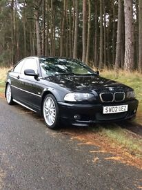 BMW 330 CI SPORT COUPE (MANUAL)