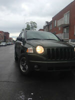 2007 Jeep Compass sport VUS