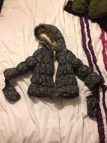 Girls 12-18month winter bundle