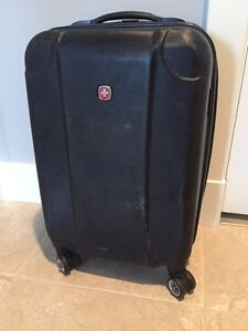 Swiss Gear Carry-on Size Hard Shell Luggage