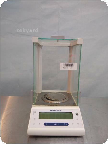 METTLER TOLEDO ML 104 /03 NEWCLASSIC MF ANALYTICAL BALANCE ! (256197)