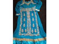 Beautiful Asian dress for immediate sale size 40(L)