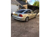 2002 Vauxhall Vectra for sale