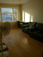 Upper duplex. 51/2. Large, bright,close to all amenities. July 1